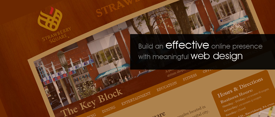 Effective Online Presence with DC Web Design