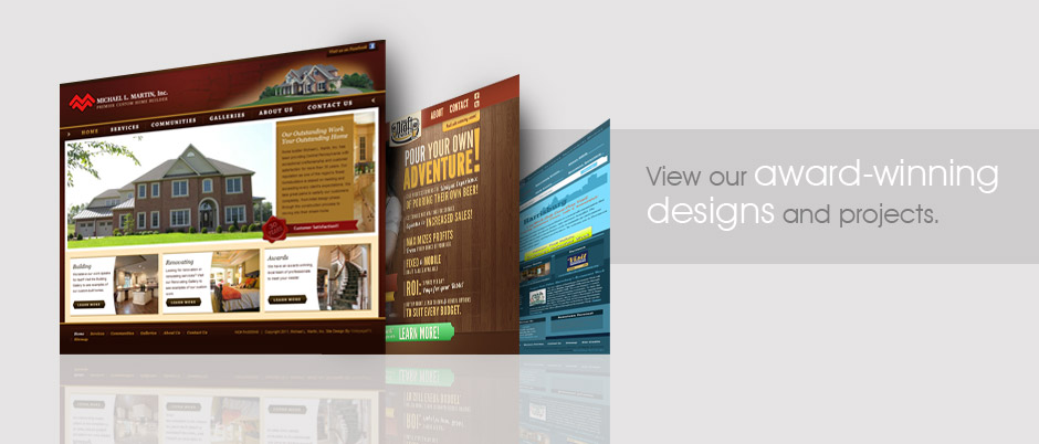 DC Web Design & Marketing Portfolio