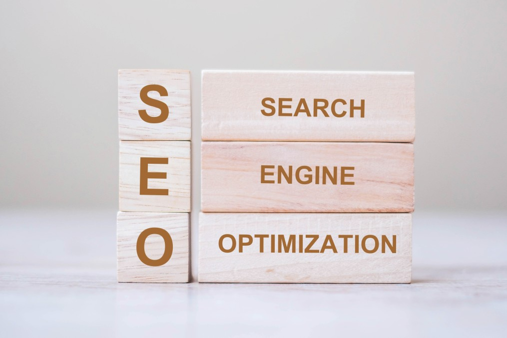 Search Engine Optimization (SEO) Management Building Blocks